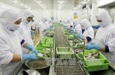 今年前7月水产品出口额达46.3亿美元