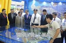 岘港国际东西经济走廊投资贸易与旅游博览会吸引国内外200家企业参加