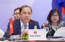 越南副外长阮国勇:越南积极主动参与和充分履行东盟各项承诺