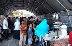 印度尼西亚龙目岛强震:伤亡人数已增至360人