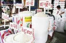 今年前7个月柬埔寨大米出口量达29.78万吨