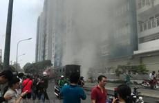 胡志明市公安对胡志明市Carina 高级公寓管委会主任发出起诉书和拘留令