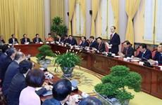 """陈大光:每个驻外代表机构是旅外越南人的""""靠山"""""""