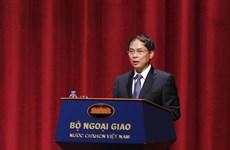 越南副外长裴青山:让越南驻外代表机构和企业界成为彼此的可靠战略伙伴