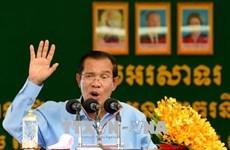 柬埔寨首相:柬埔寨重视发展同越南的长期合作关系