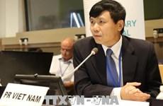 越南驻联合国代表团团长邓廷贵大使:越南积极主动参与联合国事务