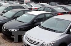 2018年前7月越南汽车销量全线下跌