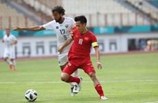 ASIAD 2018:男足小组赛越南3比0击败巴基斯坦 取得开门红