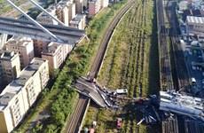 意大利高速公路桥梁倒塌  越南领导人向意大利领导人致电慰问