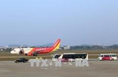 暴雨致胡志明市机场国际航班大面积受影响
