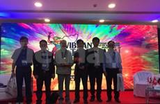 越南参加2018年Vibrant TamilNadu国际食品展
