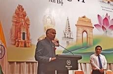 印度独立日71周年纪念典礼在河内举行