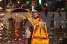 越南加强第四号台风应急防范工作检查力度