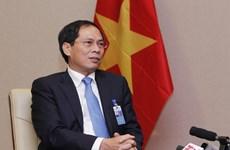 第30届外交工作会议:展开各项服务于发展的外交活动