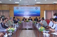 加强越南与南部非洲发展共同体之间的民间交流
