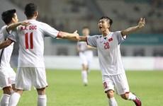 尼泊尔奥林匹克队:这场胜利是越南国家奥林匹克队应得的