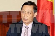 越南第30届外交会议:坚决捍卫国家边界和领土主权