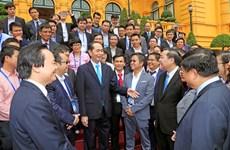 国家主席陈大光:发挥科技成果对经济社会发展的作用