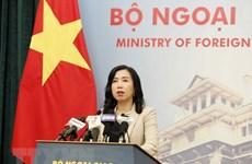 外交部发言人:越南对洪森被任命为柬埔寨王国政府首相表示祝贺