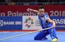 第18届亚运第三日:杨翠微无缘卫冕