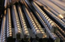 越南钢铁出口额同比增长56.3%