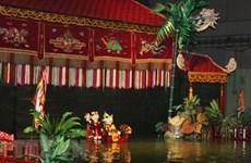 越南木偶艺术给旅居俄罗斯越南人侨胞留下深刻印象