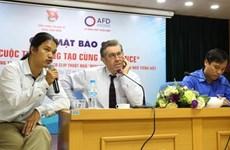 """Resilience"" 术语翻译成越南语的图表和视频片段创作竞赛开赛"