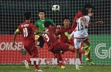 ASIAD 2018:越南国家奥林匹克足球队挺进1/4决赛引发东南亚媒体轰动