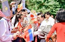 富寿省着力加强民间外交和形象推广工作