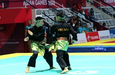 ASIAD 2018:亚运班卡苏拉男子双人决赛收关  越南队再拿一枚银牌
