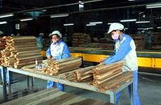 越南林产品出口额超过58亿美元