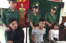广治省边防部队破获一起贩运毒品案 查获冰毒6.58万粒