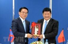 胡志明市越老友好协会与老挝深化合作关系