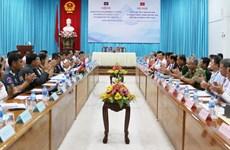 越南安江省加强与柬埔寨茶胶省合作
