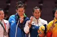 ASIAD 2018:阮氏兰武士在克拉术比赛项目夺得铜牌