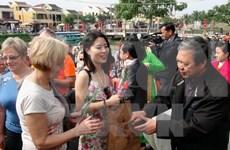 赴越旅游的国际游客量保持良好增长势头