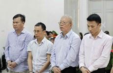 越南石油石化和纺织纤维合资公司前董事长获刑28年