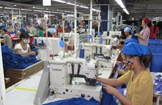 永福省部分工业区企业入驻达100%