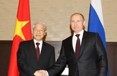 俄罗斯专家学者高度评价阮富仲访俄之旅