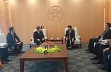进一步加强河内市与亚洲旅游促进理事会成员城市之间的合作