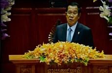 柬埔寨第六届国会通过新一届内阁成员名单
