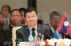 老挝政府总理通伦将赴越出席2018年世界经济论坛东盟峰会