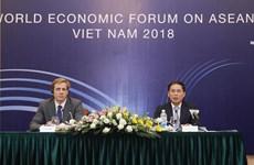 WEF ASEAN 2018:推广正在加快一体化进程的越南国度及改革创新的越南企业