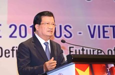 政府副总理郑廷勇:为越美两国企业加强经营与投资对接创造便利条件