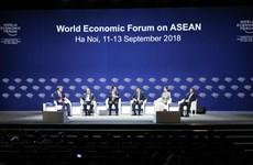 """WEF ASEAN 2018: 政府总理阮春福出席""""湄公地区新愿景""""讨论会"""
