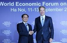 WEF ASEAN2018: 2018年世界经济论坛东盟峰会圆满成功