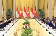 越南印度尼西亚联合声明(全文)