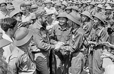"""古巴领袖菲德尔•卡斯特罗领袖访问越南45周年:友谊的""""明珠"""""""