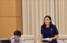 越南国会常委会第27次会议:确保法律体系的稳定性和统一性