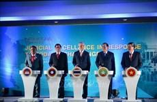 越南代表团出席在泰国举行的司法国际会议